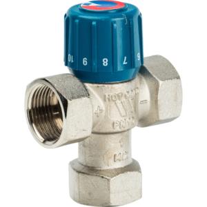 Термостатический клапан Watts 3/4'' BH AQUAMIX 25-50*C