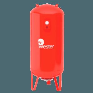 Бак мембранный для отопления Wester WRV Top