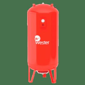 Бак мембранный для отопления Wester WRV 500 л Top