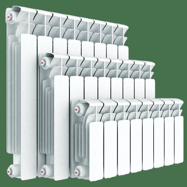 Радиатор биметаллическийRIFAR Base 5004 секции