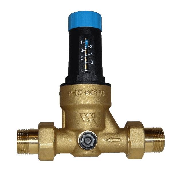 Редуктор давления DRV 20N (1.5-6 бар) Watts