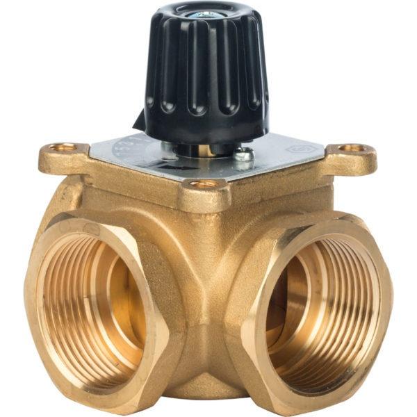 Трехходовой смесительный клапан STOUT