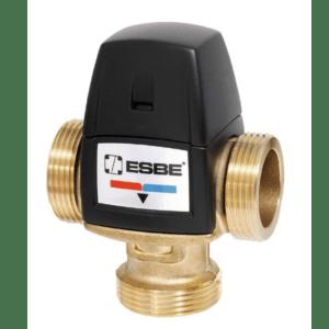 """Клапан термостатический ESBE VTA322 20-43C н.р.1"""". Kvs 1.6. PN10"""