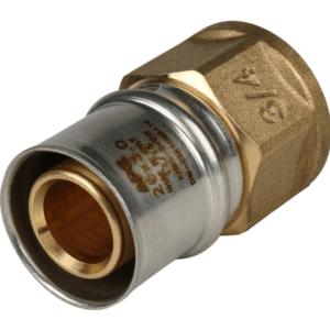 STOUT переходник для металлопластиковых труб ВР