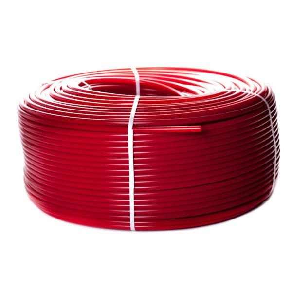 Труба Pex-a EVOH Stout 16х2.0 красная