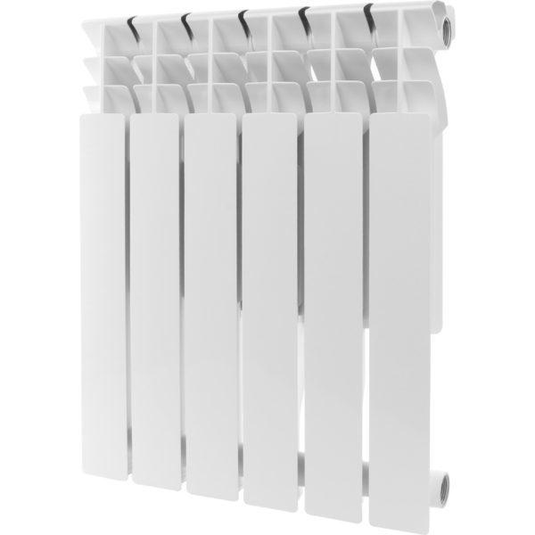 Радиатор алюминиевый Rommer Plus 500 4 секции