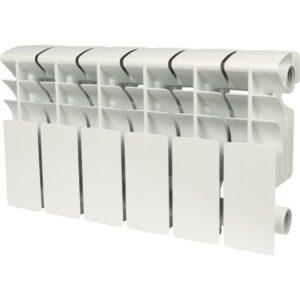 Радиатор алюминиевый Rommer Plus 200 8 секций
