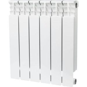 Радиатор биметаллический STOUT Space 500 4 секции