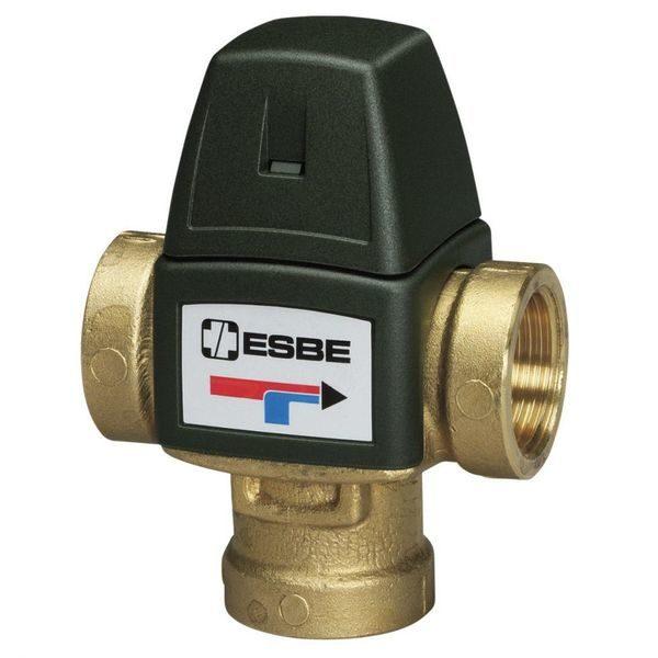 Клапан термостатический ESBE VTA321 20-43C вн.р.3/4