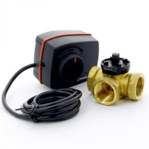 Клапан серии VRG 130 и привод ARA серии 600 ESBE