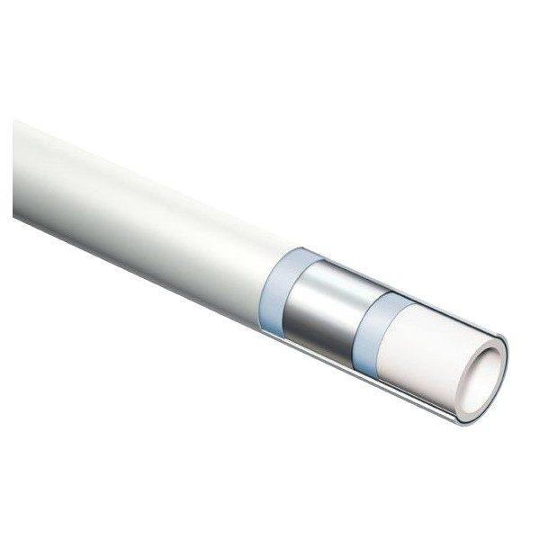 Универсальная металлополимерная труба TECEflex PE-Xc/Al/PE 16 мм