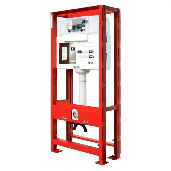 Система инсталляции для унитазов TECE с двойной рамой (9300093)