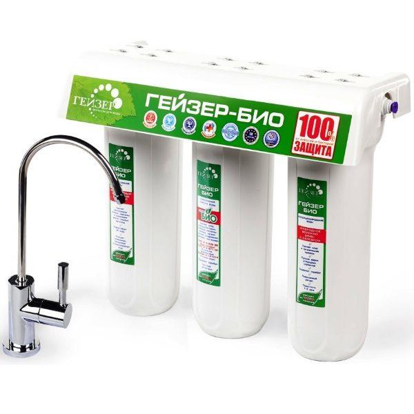 Фильтр гейзер био