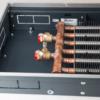 Внутрипольный конвектор Techno Power KVZ 150-105-600