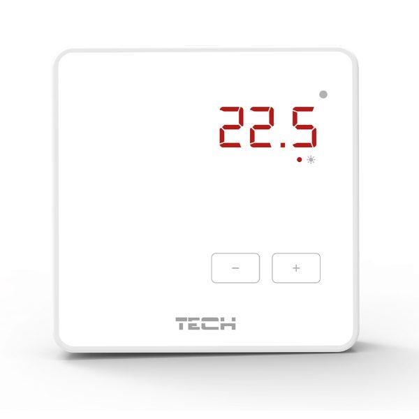 Беспроводной комнатный терморегулятор TECH R-8 Z