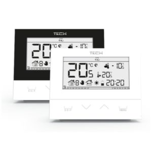 Беспроводной комнатный терморегулятор TECH ST-292 v2