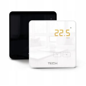 Проводной комнатный терморегулятор TECH R-9 Z