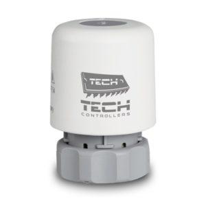 Проводной термоэлектрический привод TECH STT-230 2