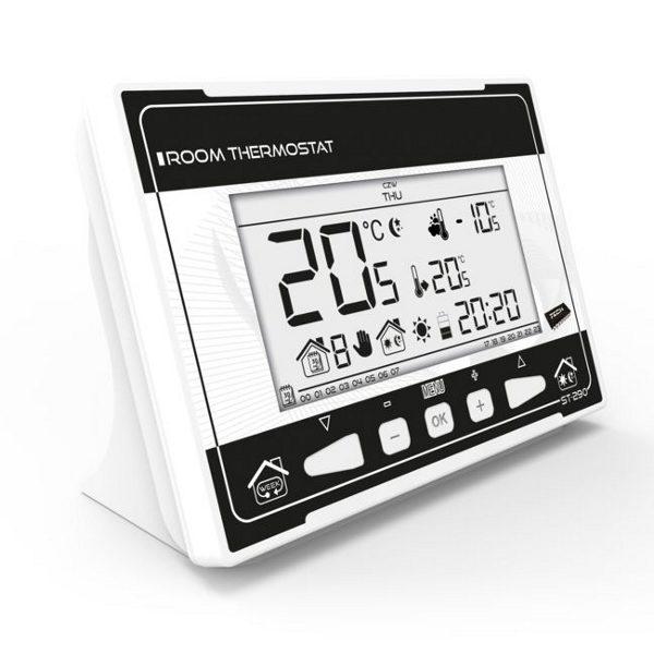 комнатный терморегулятор TECH ST-290 v2